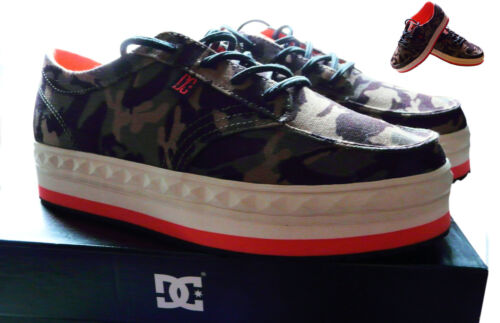 Sneaker Shoes Turnschuh Freizeitschuh Plateau Dc Damen R5dqpc