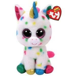 Image is loading Beanie-Boos-collection-Flippable-swipe-Unicorn-Owl-soft- 483d709ca6e