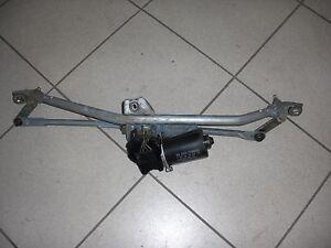 Audi-A6-4B-Scheibenwischermotor-Motor-komplett-mit-Gestaenge-vorne-4B1955113