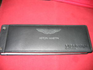 2007 aston martin v8 vantage owners manual owner s ebay rh ebay co uk aston martin vantage service manual aston martin v12 vantage owners manual