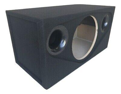 "Custom Ported Sub Enclosure Subwoofer Box for 2 12/"" SoundQubed HDC 3.1-35 Hz"