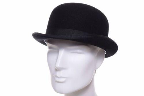 Wegener Melon Noir joueurs de bowling chapeau chapeaux lapin cheveux E