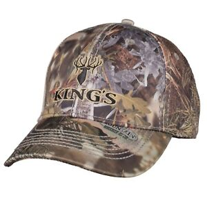 King-039-s-Camo-Hunter-Series-Embroidered-Hat-Mountain-Shadow