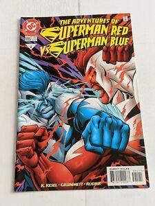The-Adventures-Of-Superman-555-February-1998-DC-Comics