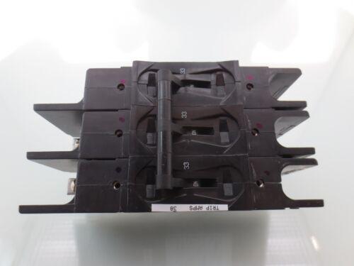 33 AMP 480V VOLT 3 POLE AIRPAX BREAKER 219-3-25094-07