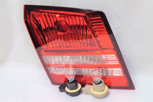 Inner Tail Rear Light Lamp on Trunk Lid Driver Side For 2009-2020 Journey