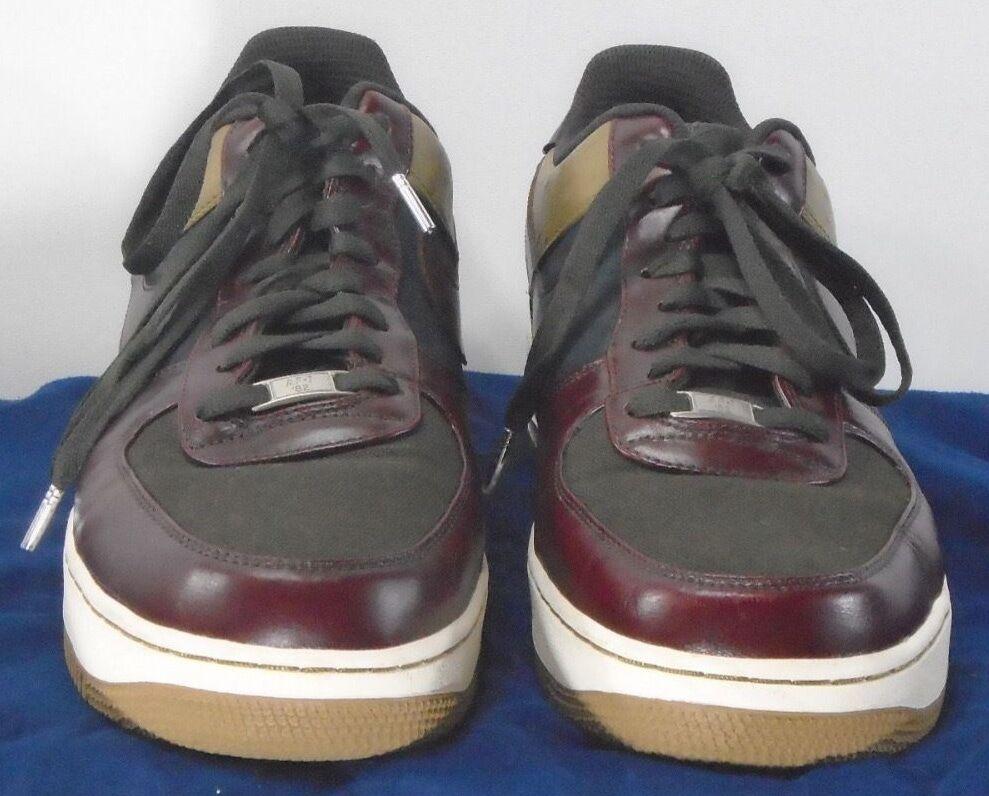 Nike air force 1 premio dj clark uomini kent scarpe taglia 13 uomini clark 318775-221 99c441