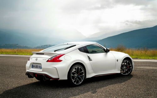 "NISSAN 370Z A4 POSTER GLOSS PRINT LAMINATED 11.7""x7.3"""