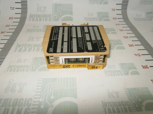Details about  /TU8051-2 Sika Electronic EU805000012296 Flow rate controller