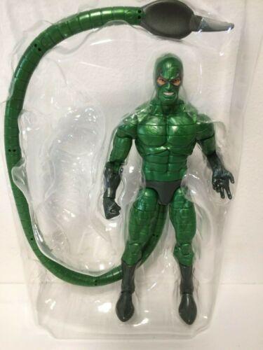 INHAND Marvel Legends Spider-Man Far From Home Molten Man Scorpion Loose No BAF