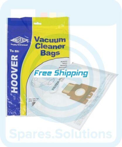 Sac à Poussière Pour Hoover TS2360 011-Pack de 5-Type H30//H52//H56//H60//H61