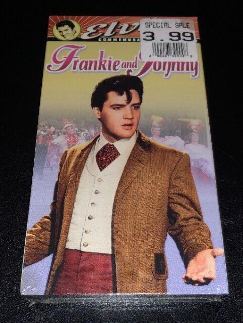 Frankie and Johnny (VHS, 1997, MGM/UA) Elvis Presley Brand New