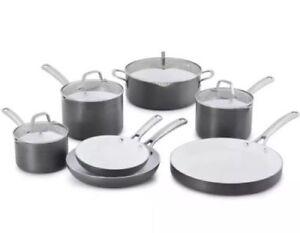 7b7cc6ef979 Calphalon Classic 11-Piece Ceramic Non-Stick Cookware Set for sale ...