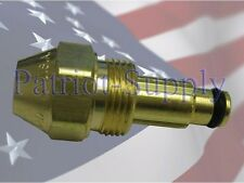 DELAVAN 30609-7 (SNA .65) SIPHON NOZZLE WASTE OIL NOZZLE USED OIL NOZZLE