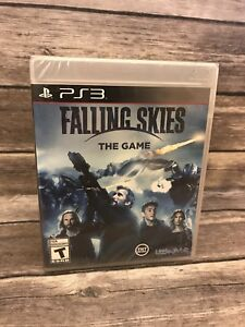 Falling Skies The Game Tnt Drama Rated T Playstation 3 Ps3 New Sealed 815403010330 Ebay