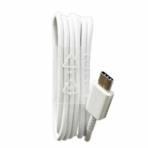 USB-C-Kabel-auf-USB-Daten-Lade-Kabel-Ladekabel-Datenkabel-1m-Weiss-Samsung-HTC