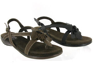 Soft Slingback Sandals Size About Uk 3 Sole 8 Padded Leather Details Own Natures Womens Lined QdtrhsCx