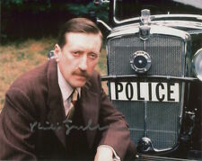 Philip Jackson Photo Signed In Person - Poirot - B893