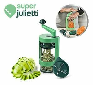 Affettatrice-A-Spirale-Super-Julietti-Taglia-Frutta-Verdura-Julienne-cir