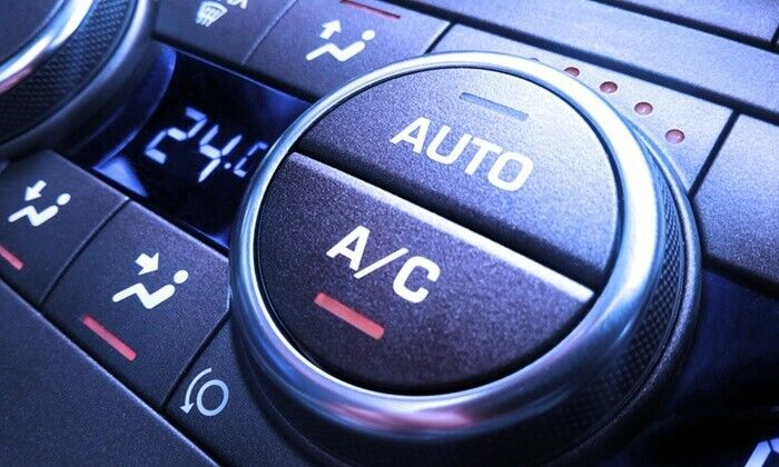 BMW and MINI Cooper Air-Con Re gas SPECIAL