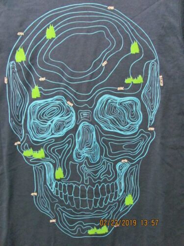 NEW NWT Wonder Nation  Graphic Tee Shirt Boys Sizes Blue Cove Top Large /& XLarge