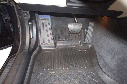 Top Qualité 4 pièces Paillasson BMW 5 f10 5 f11 Touring Année de construction 10-13 également xDrive