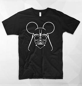 609b17c174218 Dark Mouse T Shirt Top Darth Vader Anakin Skywalker Star Wars Disney ...