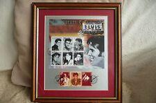 Elvis Presley Artist Of The Century  Stamp Sheet (Granada and liberia ) 1991
