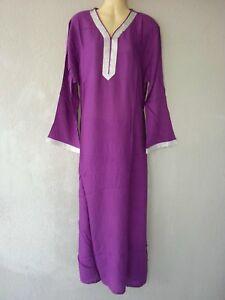 Abaya-Robe-Caftan-Arabe-Takschita-Robe-Jellabiya-jellaba-djelaba-XL