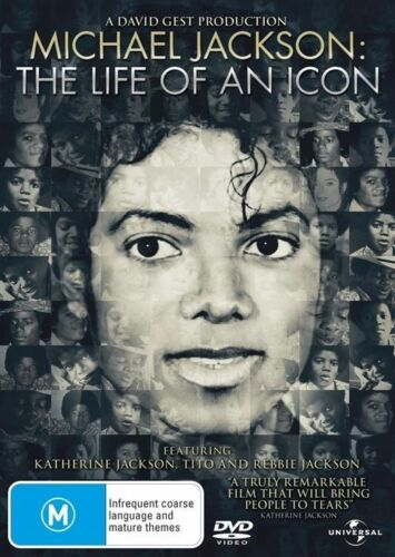 1 of 1 - Michael Jackson - The Life Of An Icon (DVD, 2011) NEW & SEALED REGION 4 + P&H