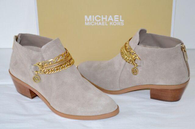 Michael Kors MK Rickie Flat Bootie