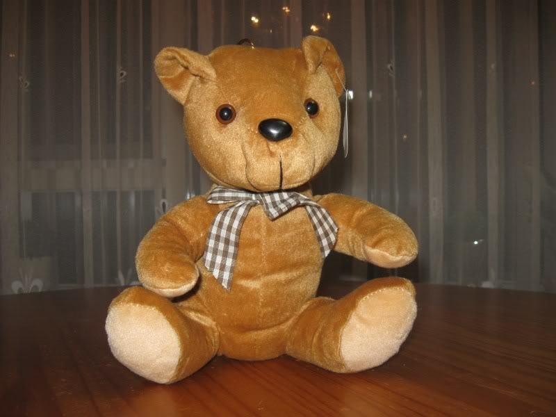Barrado Peluches Barcelona Spain Sitting Teddy Bear Bear Bear 267360