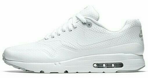 Triple White Nike 105 Max Air Essential Running 12 1 Men 819476 Size Shoes Ultra oxBEQWerdC