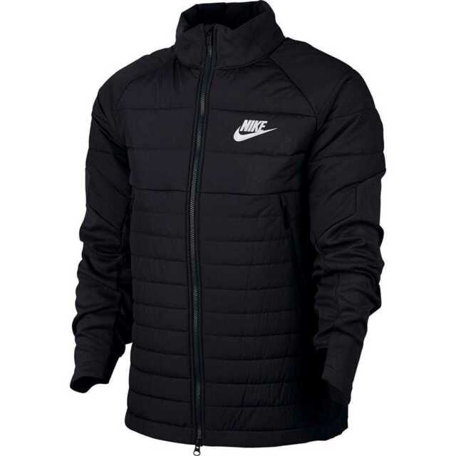 clearance sale cost charm sale Nike AV15 Padded Thermore Jacket Black 861785 010 SIZE L