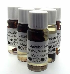 Details about Jezebel Root Infused Oil 10ml Bottle