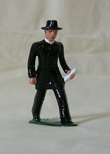 Minister/Preacher Walking, Standard Gauge train layout figure, Reproduction