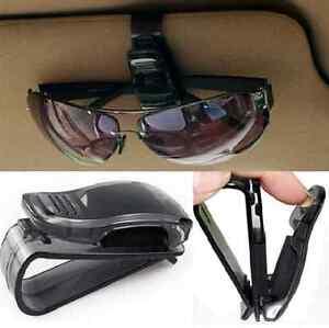 Hot-Car-Auto-Sun-Visor-Glasses-Sunglasses-Card-Ticket-Holder-Clip-Universal-New