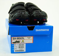 Shimano Mountain Bike Shoes Sh-m065l Size 46 / 11.2