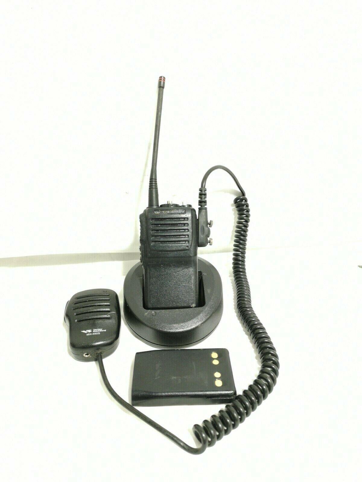 Gentlemen ladies Unisex VERTEX Standard Vx-231-g7-5 UHF