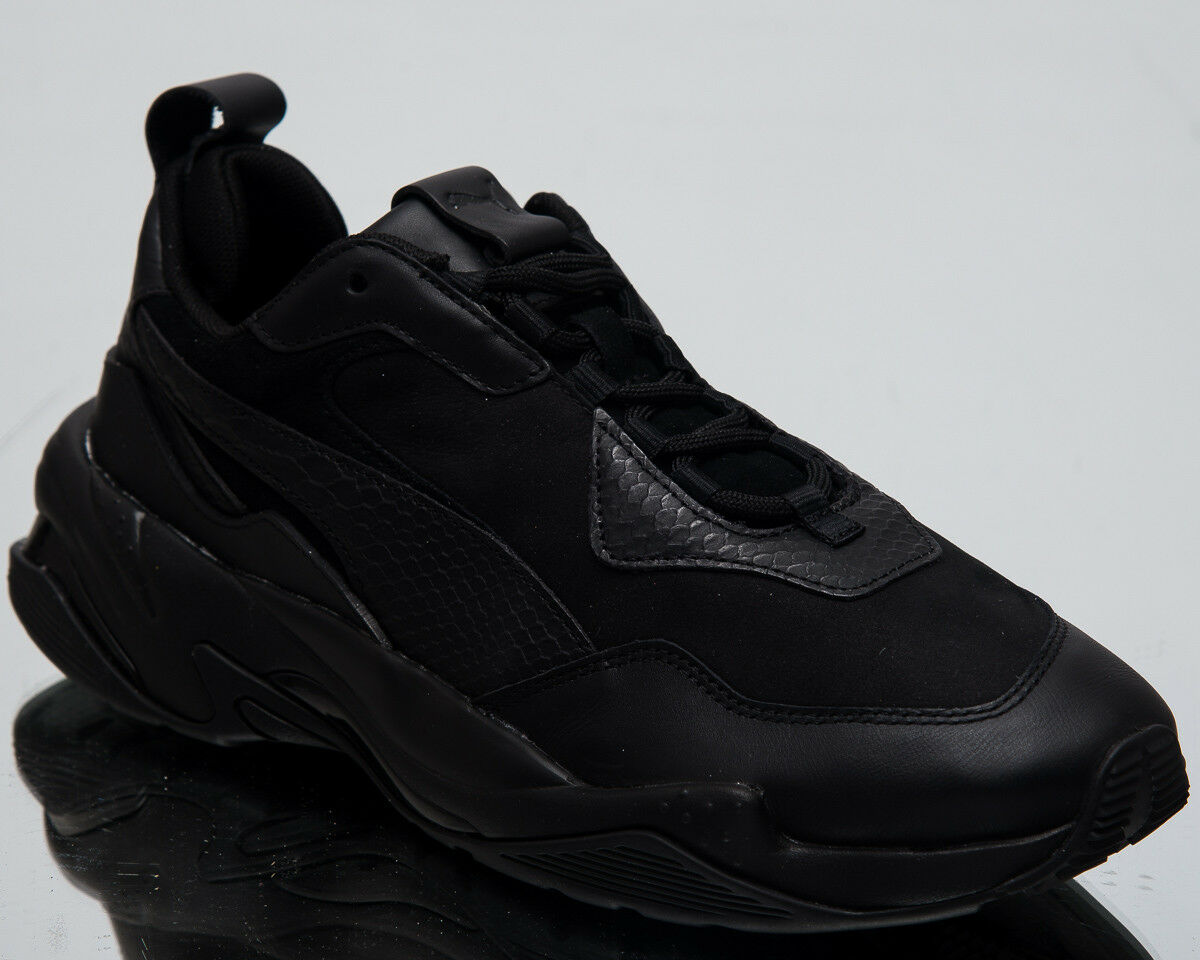 Puma Donner Wüste Herren Niedriges Top Lifestyle Schuhe Schwarz 2018 Turnschuhe  | Verwendet in der Haltbarkeit