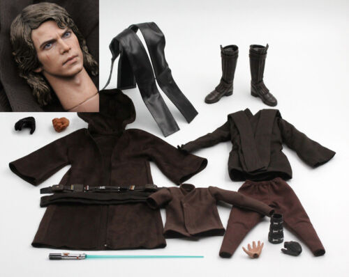 Arttoys AT012 1//6 Anakin Costume Skywalker Male Figure Clothes Set In Stock New