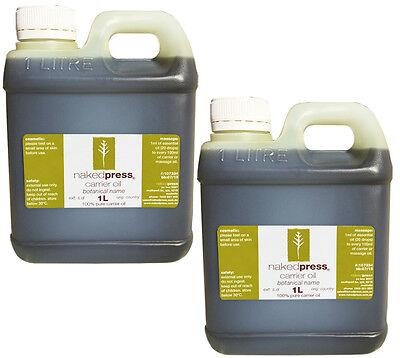 AVOCADO OIL - EXTRA VIRGIN - PREMIUM GRADE - 1L x 2 VALUE PACK