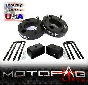 """For 2004-2018 Titan 2WD 4WD Black Alloy Front 2.5/"""" Leveling Kit"""