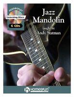 Jazz Mandolin Sheet Music 000641582