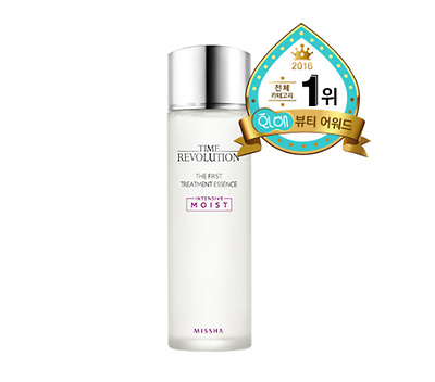 MISSHA Time Revolution The First Intensive Moist Treatment Essence (150ml)