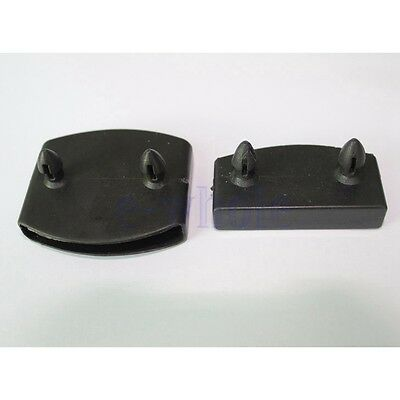 GL 54mm- 57mm 2 Replacement Bed Slat Plastic Centre Caps and End Caps Holders