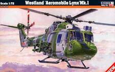 WESTLAND LYNX AH MK.1(BRITISH ARMY AIR CORPS MARKINGS) 1/72 MASTERCRAFT NEW