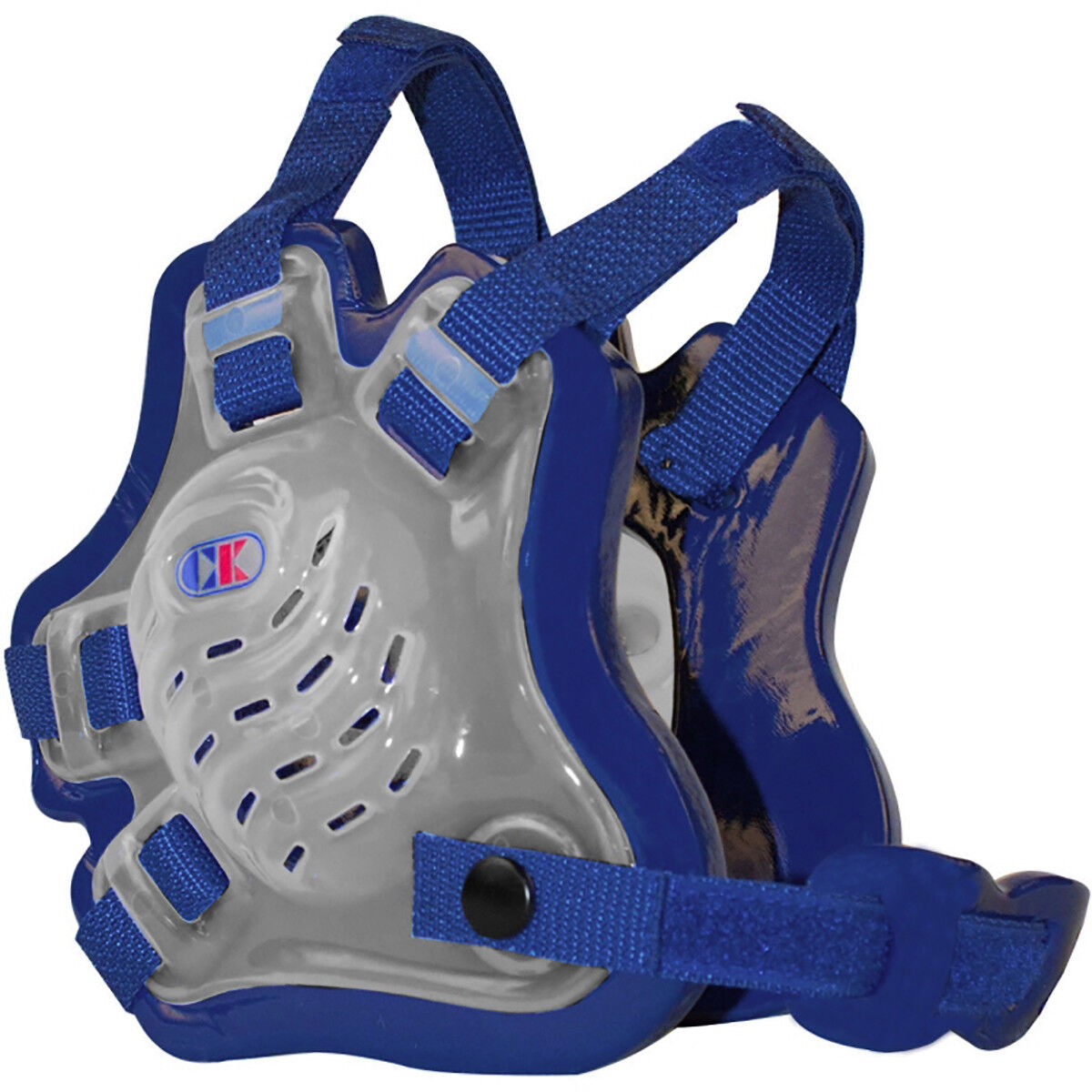 Cliff Keen F5 Tornado Wrestling Headgear - Translucent Royal blueee Royal blueee