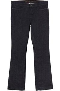 MAC Dream Boot Cut Stretch Jeans Slim Fit Ladies Denim Dark Grey Size 44 L34
