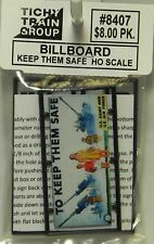Tichy Train Group #8430 Chevrolet Jet Smooth Billboard HO Scale